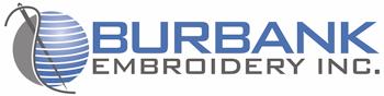 Burbank Embroidery Logo